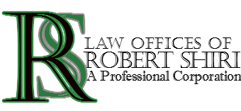 Robert Shiri Law